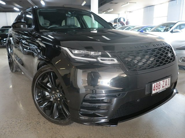 Used Land Rover Range Rover Velar L560 MY18 D300 AWD R-Dynamic HSE, 2017 Land Rover Range Rover Velar L560 MY18 D300 AWD R-Dynamic HSE Black 8 Speed Sports Automatic