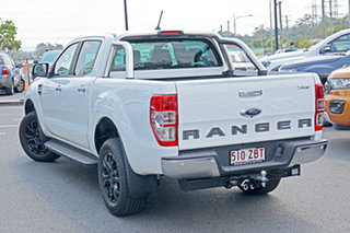 2019 Ford Ranger PX MkIII 2019.75MY XLT Pick-up Double Cab Arctic White 6 Speed Sports Automatic.