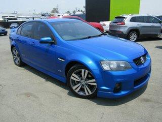 2010 Holden Commodore VE II SS Blue 6 Speed Automatic Sedan.