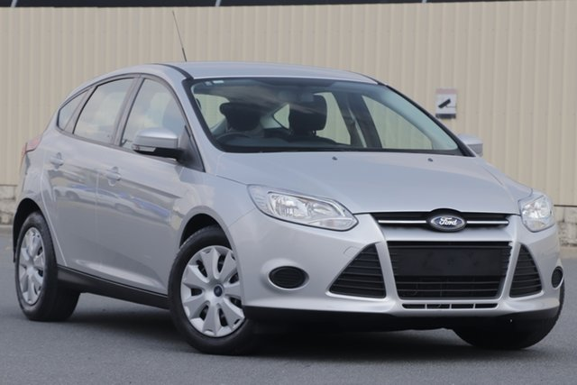 Used Ford Focus LW MkII MY14 Ambiente PwrShift, 2014 Ford Focus LW MkII MY14 Ambiente PwrShift Silver 6 Speed Sports Automatic Dual Clutch Hatchback