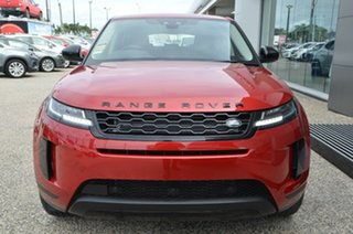 2019 Land Rover Range Rover Evoque L551 S Firenze Red 9 Speed Automatic SUV