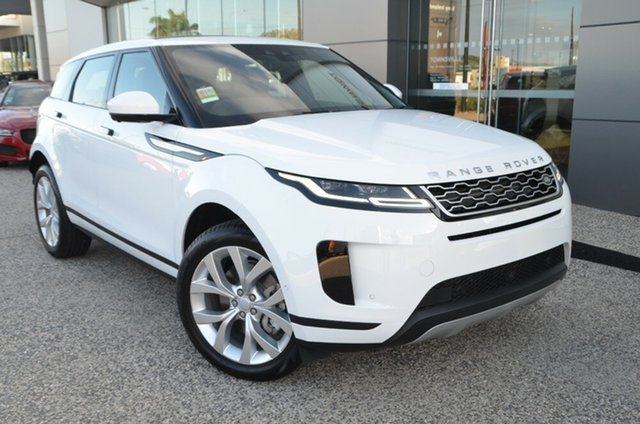 Demo Land Rover Range Rover Evoque  SE, 2019 Land Rover Range Rover Evoque L551 SE Fuji White 9 Speed Automatic SUV