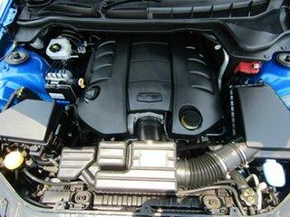 2010 Holden Commodore VE II SS Blue 6 Speed Automatic Sedan