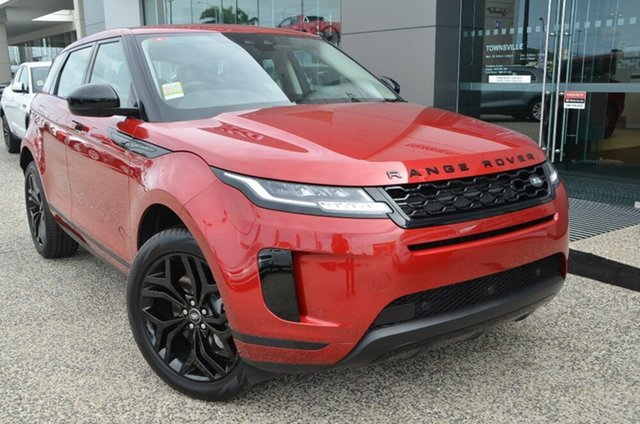 Demo Land Rover Range Rover Evoque  S, 2019 Land Rover Range Rover Evoque L551 S Firenze Red 9 Speed Automatic SUV