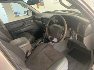 2000 Toyota Landcruiser FZJ105R GXL (4x4) Silver 4 Speed Automatic 4x4 Wagon