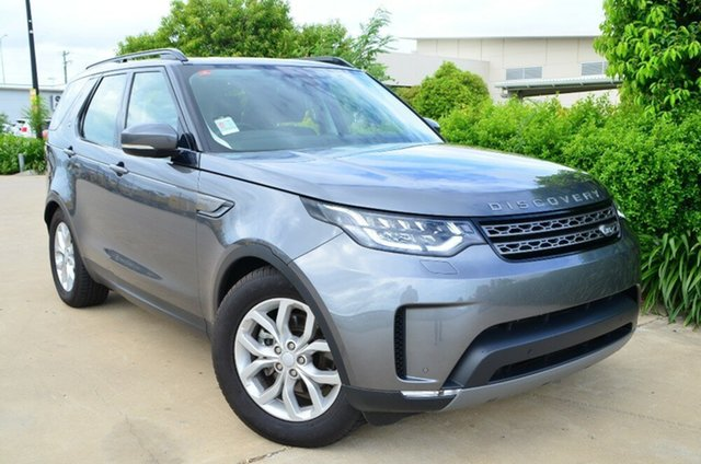 Demo Land Rover Discovery  SE, 2018 Land Rover Discovery Series 5 SE Corris Grey 8 Speed Automatic SUV