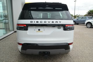 2018 Land Rover Discovery Series 5 SE Fuji White 8 Speed Automatic SUV