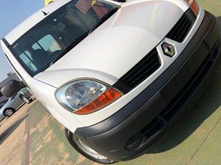 2005 Renault Kangoo F76 5 Speed Manual Van.