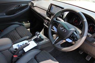 2018 Hyundai i30 PDe.2 MY19 N Performance Engine Red 6 Speed Manual Hatchback