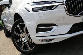 2017 Volvo XC60 UZ MY18 D4 AWD Inscription Ice White 8 Speed Sports Automatic Wagon.