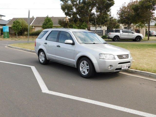 Used Ford Territory SX TS, 2005 Ford Territory SX TS Silver 4 Speed Sports Automatic Wagon