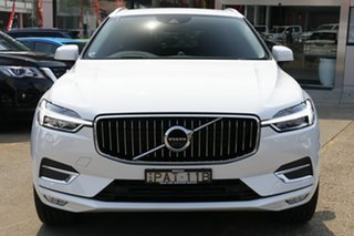 2017 Volvo XC60 UZ MY18 D4 AWD Inscription Ice White 8 Speed Sports Automatic Wagon