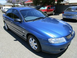 2002 Holden Commodore VX II Executive 4 Speed Automatic Sedan