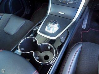 2018 Ford Endura CA 2019MY ST-Line SelectShift AWD White Platinum 8 Speed Sports Automatic Wagon
