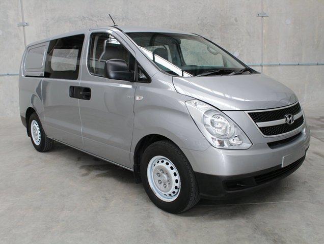 Used Hyundai iLOAD TQ2-V MY14 , 2014 Hyundai iLOAD TQ2-V MY14 Silver 6 speed Manual Van
