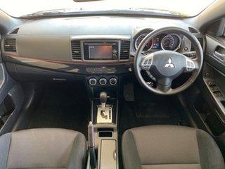 2017 Mitsubishi Lancer CF MY17 Black Edition Black 6 Speed Constant Variable Sedan