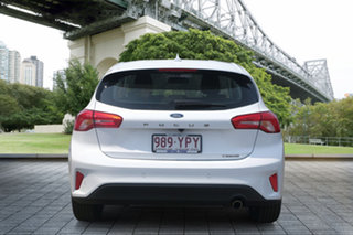 2019 Ford Focus SA 2019.25MY Trend Frozen White 8 Speed Automatic Hatchback.