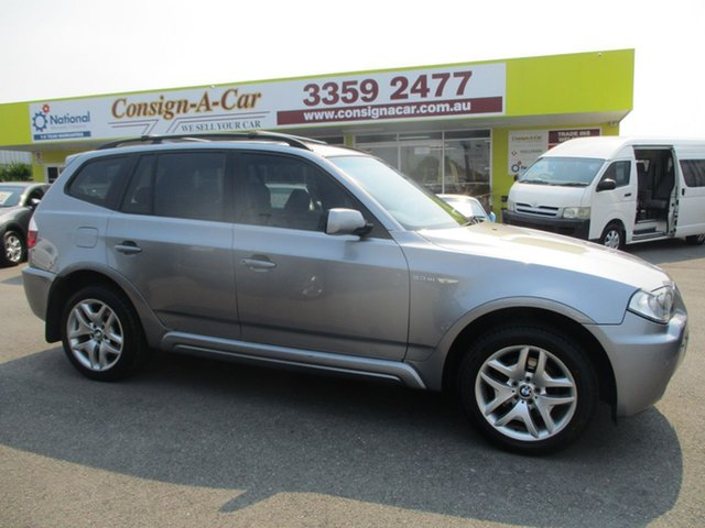 Used BMW X3 E83 MY07 si Steptronic, 2007 BMW X3 E83 MY07 si Steptronic Grey 6 Speed Sports Automatic Wagon