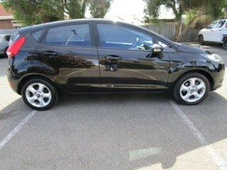 2009 Ford Fiesta WS LX 5 Speed Manual Hatchback.