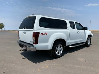 2014 Isuzu D-MAX MY15 LS-U Space Cab White 5 Speed Sports Automatic Utility