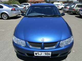 2002 Holden Commodore VX II Executive 4 Speed Automatic Sedan.