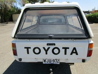 1995 Toyota Hilux LN86R 5 Speed Manual Pickup