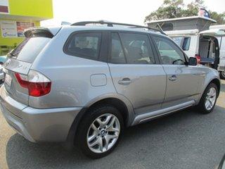 2007 BMW X3 E83 MY07 si Steptronic Grey 6 Speed Sports Automatic Wagon