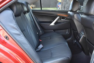 2009 Toyota Aurion GSV40R Prodigy Red 6 Speed Sports Automatic Sedan