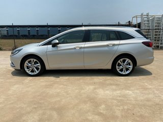 2018 Holden Astra BK MY18 LT Sportwagon Silver 6 Speed Sports Automatic Wagon