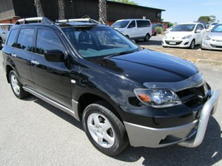 2004 Mitsubishi Outlander ZE XLS 4 Speed Auto Sports Mode Wagon.