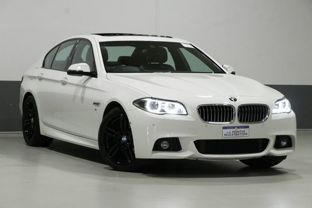 Used BMW 528i  M-Sport, Used 528i M-SPORT 2.0 4 CYLINDER 8 SPEED AUTO SEDAN