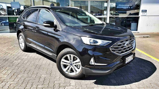 Demo Ford Endura CA 2019MY Trend SelectShift FWD, 2019 Ford Endura CA 2019MY Trend SelectShift FWD Agate Black 8 Speed Sports Automatic Wagon