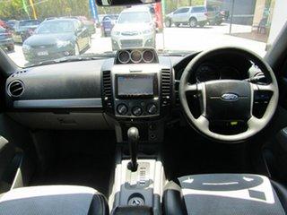 2011 Ford Ranger PK Wildtrak (4x4) Black 5 Speed Automatic Dual Cab Pick-up