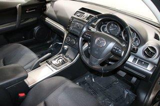 2010 Mazda 6 GH MY09 Classic Grey 5 Speed Auto Activematic Wagon