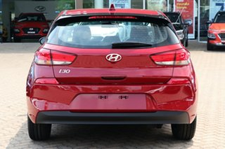 2020 Hyundai i30 PD.3 MY20 Go Fiery Red 6 Speed Manual Hatchback