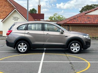 2014 Holden Captiva CG MY14 7 LS Bronze 6 Speed Sports Automatic Wagon.