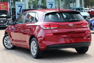 2020 Hyundai i30 PD.3 MY20 Go Fiery Red 6 Speed Manual Hatchback.