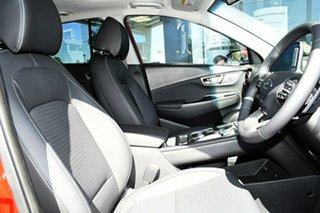 2020 Hyundai Kona OSEV.2 MY20 electric Highlander Pulse Red 1 Speed Reduction Gear Wagon