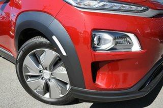 2020 Hyundai Kona OSEV.2 MY20 electric Highlander Pulse Red 1 Speed Reduction Gear Wagon.