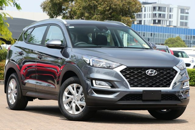 New Hyundai Tucson TL4 MY21 Active 2WD North Gosford, 2020 Hyundai Tucson TL4 MY21 Active 2WD Pepper Gray 6 Speed Automatic Wagon