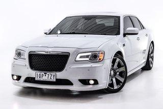 2012 Chrysler 300 LX MY12 SRT-8 White 5 Speed Sports Automatic Sedan.