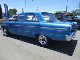 1965 Ford Falcon XP SUPER PURSUIT Blue Sedan.