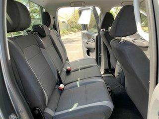 2017 Volkswagen Amarok TDI420 CORE PLUS Grey 8 Speed Automatic Dual Cab