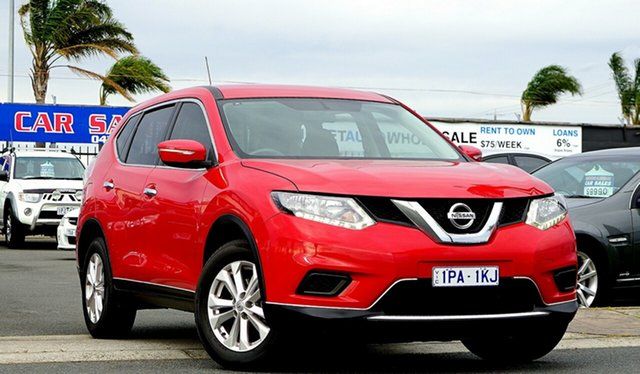 Used Nissan X-Trail T32 ST X-tronic 4WD, 2015 Nissan X-Trail T32 ST X-tronic 4WD 7 Speed Constant Variable Wagon
