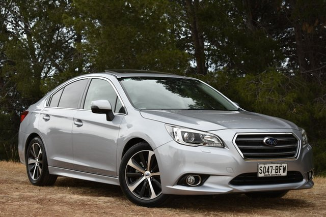 Used Subaru Liberty B6 MY15 2.5i CVT AWD Premium, 2015 Subaru Liberty B6 MY15 2.5i CVT AWD Premium Silver 6 Speed Constant Variable Sedan