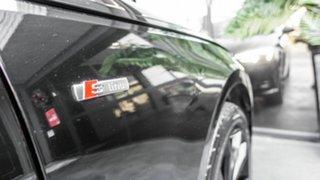 2016 Audi A4 B9 8W MY16 Sport S Tronic Black 7 Speed Sports Automatic Dual Clutch Sedan
