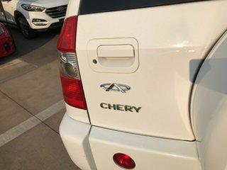 2011 Chery J11 T1X 2WD White 4 Speed Automatic Wagon