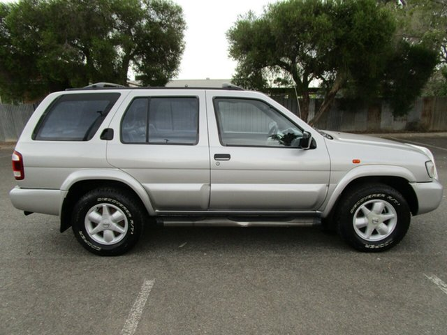 Used Nissan Pathfinder MY03 TI (4x4), 2003 Nissan Pathfinder MY03 TI (4x4) 4 Speed Automatic Wagon
