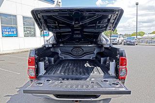 2013 Toyota Hilux KUN26R MY12 SR5 Double Cab Black 5 Speed Manual Utility