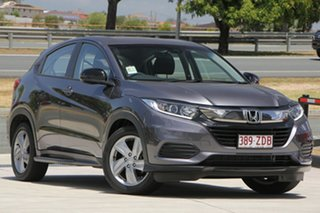 2019 Honda HR-V MY20 50 Years Edition Modern Steel 1 Speed Constant Variable Hatchback.
